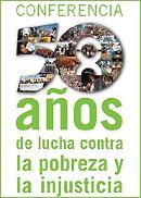 Conferencia 50 aniversario Intermón